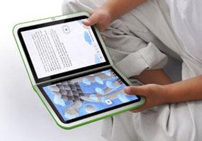 layar sentuh umumnya akan berharga mahal tapi laptop layar sentuh ini